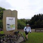 Start Of GReat Glen Way - 3 Minutes walk