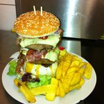 The Godfather Burger