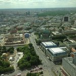 360 degrees view on Berlin