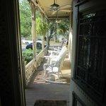 parlour room verandah
