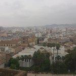 Alcazaba Malaga - Stunning View of Malaga
