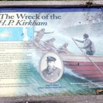 The Wreck of the H.P. Kirkham