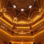 Emirates Palace Interior View
