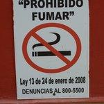 Fumeurs, ici aucun espoir ...