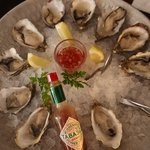 Oysters - yum!
