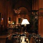 Les 2 Tours Le restaurant