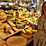 Ann Dunham Loves Cheese - Photo by Terry Hunefeld