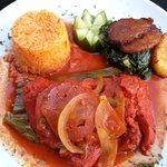 Tikin Xic (Mayan fish dish)