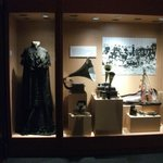 One of the displays