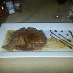 Fillet of Beef with brandy flambe