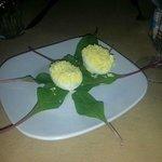 Eggs antipasto