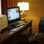 Business Center- Complimentary Copies, faxes, and printing