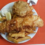 Le fish ans chips