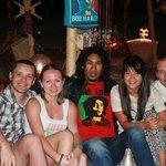 ямайский уголок