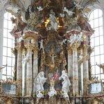 Baroque Rottenbuch Klosterkirche