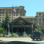 Chukchansi Casino is only 20 min drive from camp