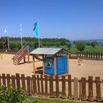 play park by beach