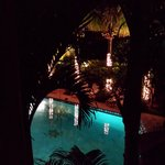 Pool at Nite