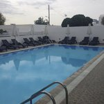 piscine toujours à l'ombre