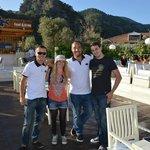 The wonderful Jade residence team