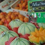 Seasonal Fruit Melon