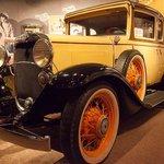 1931 Chevrolet using Dupont technologies