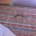stained mattress :0(