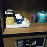 Coffee machine and supplies