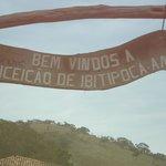 chegando no Arraial de Conceição de Ibitipoca