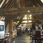The pub upstairs...