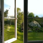 View from the Rose Room