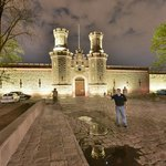Antigua carcel donde estuvo Francisco I Madero