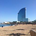 W Barcelona Beach