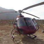 "Older Eurocopter ""Squirrel"""