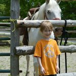 horse riding for younger kids