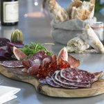 Cured Meats sharing platter