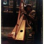dining room musician
