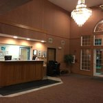 Front Desk, Quality Inn Mineral Point