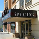 Spencer's from 10th Street