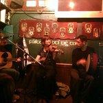 live Irish band