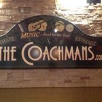 inside the Coachman's