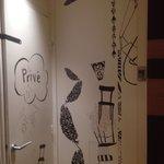Lobby art work