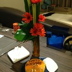 Dusit D2 Baraquda Pattaya Hotel,Поздравление от отеля