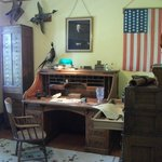 Commanding Officer's House Museum study