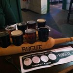 Beer sampler!