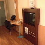 Tv in stanza