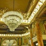 The Lobby Ceiling