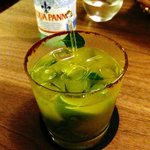 Coctel de Tequila