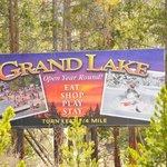 Grand Lake Billboard