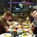 Dining In wild gypsy